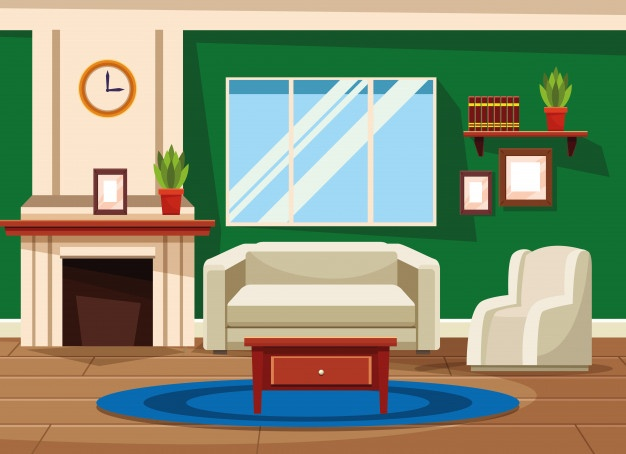 Download House Interior With Furniture Scenery For Free Anime Scenery Wallpaper Anime Background Cartoon Background