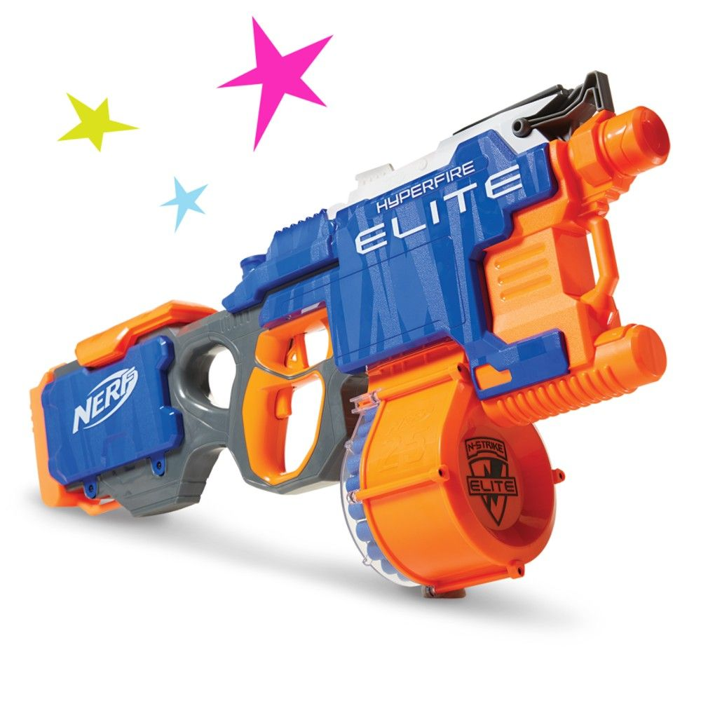 Guns · Nerf N-Strike Elite HyperFire ...