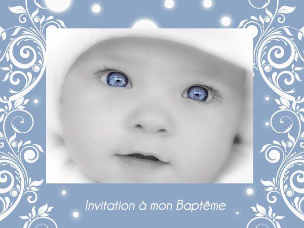 Avec les cartes baptême invitation, invitez vos proches au baptême de votre nouveau né ! Bah quoi... c'est plus original qu'un faire-part, et c'est sur http://www.starbox.com/carte-virtuelle/carte-bapteme/carte-bapteme-invitation !