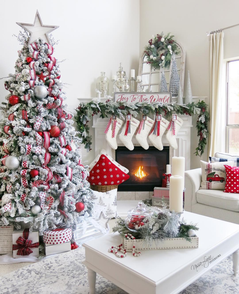 Pin On Christmas Decorating Ideas For The Home