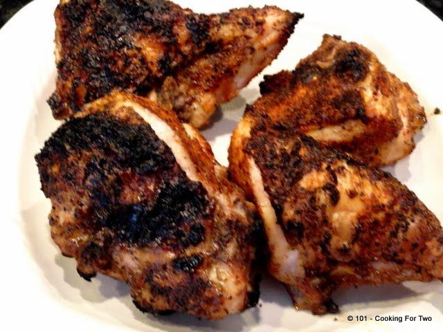 bone in chicken breast Grill