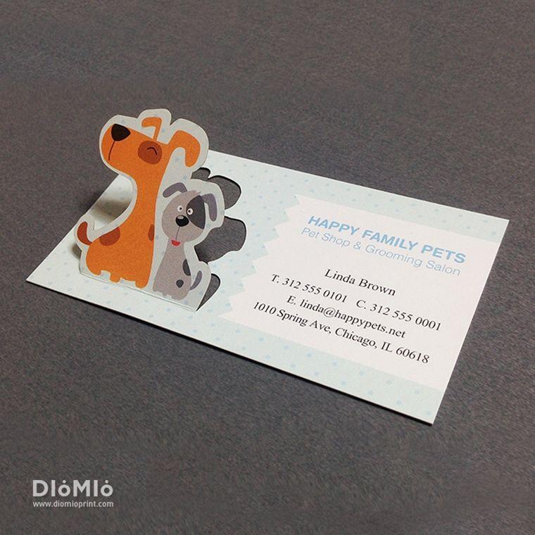 Pet Shop Business Cards   Graphic Design   Pinterest   Pet shop ...