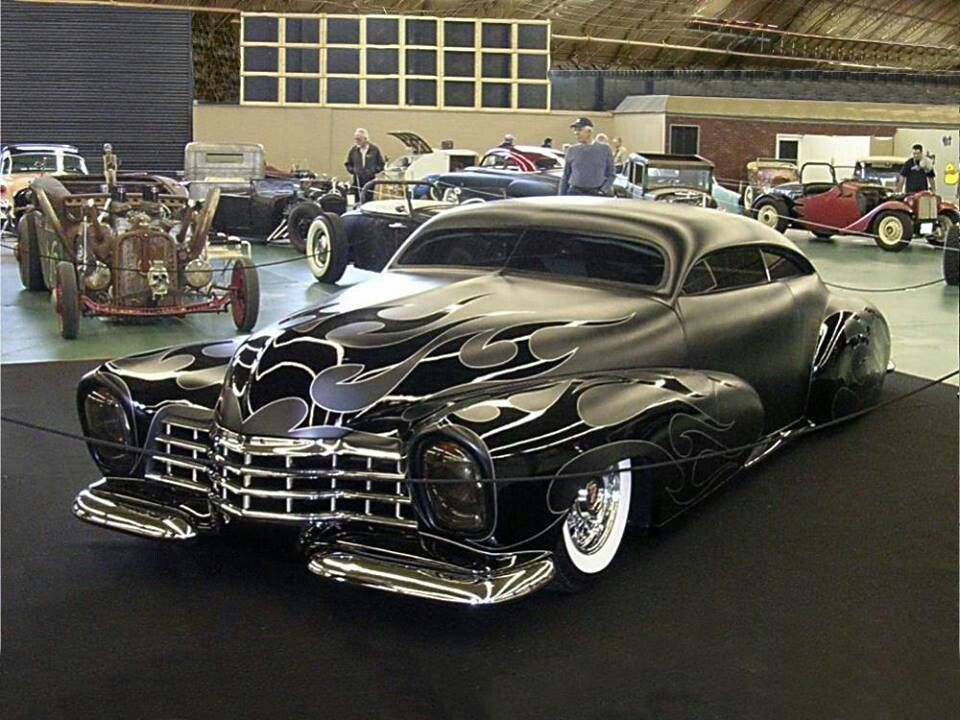 Cowboy Cadillac owed by Barry Weiss | Cars | Pinterest | Cadillac ...
