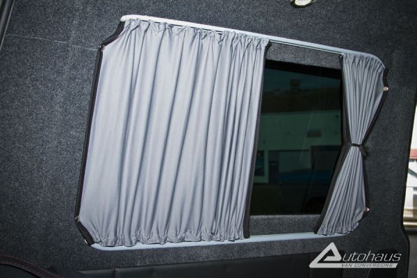 Make Blackout Curtains For Van Google Search Campervan Curtains Caravan Curtains Van Curtains