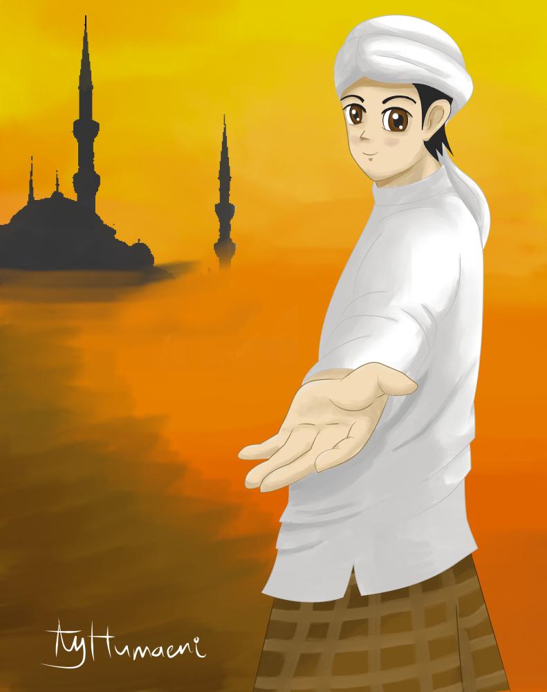 24+ Gambar Kartun Muslimah Ramadhan Gambar Kartun Ku di