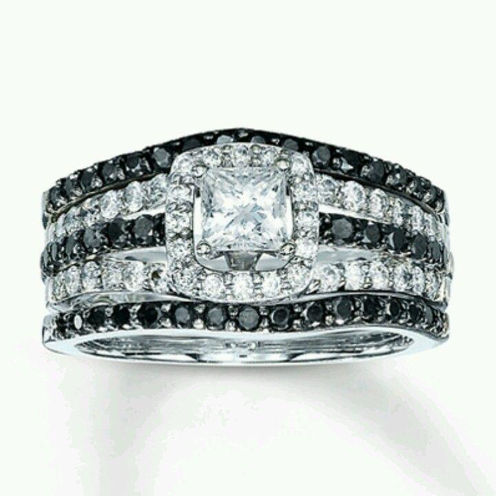 Wedding Ring Set. Kay Jewelers
