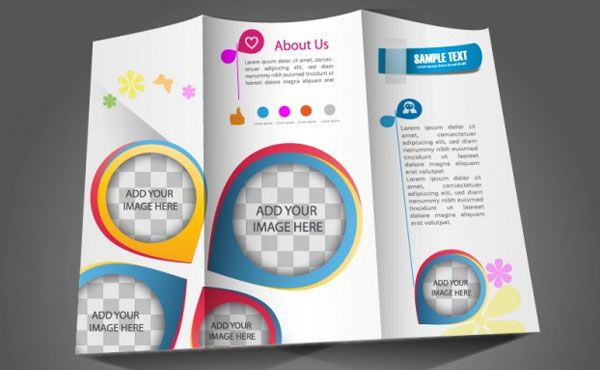 30 Template Desain Brosur Free Download (Format Photoshop