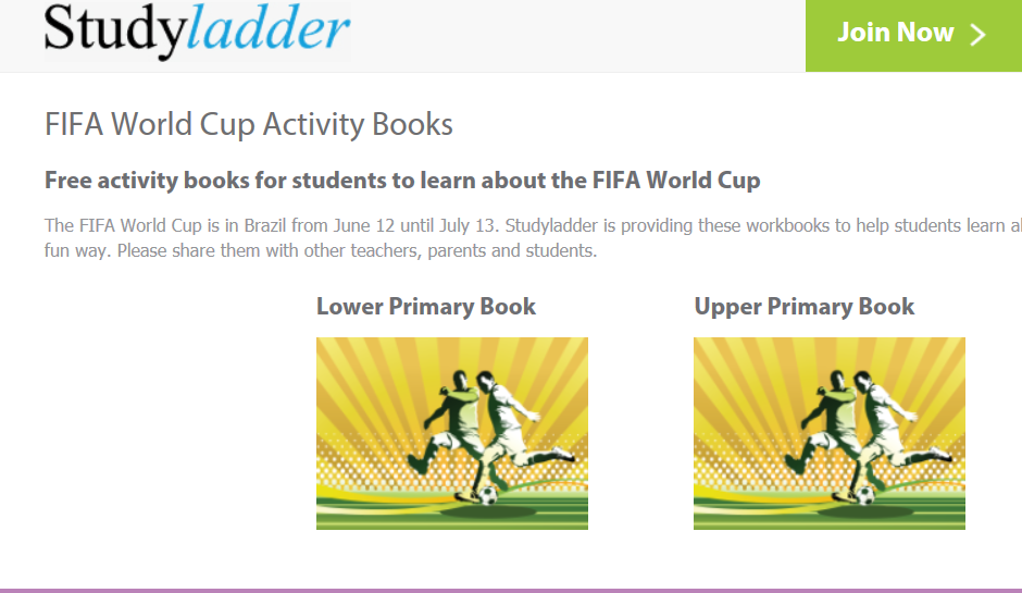 World Cup resources for primary from study ladder | FIFA World Cup ...