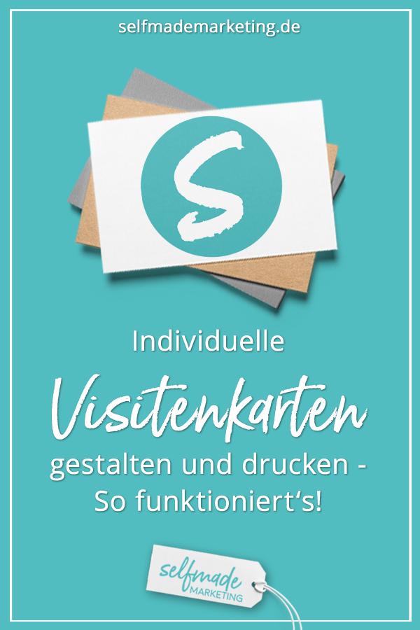 Selbst Designte Visitenkarten Drucken Für Lau So Geht S