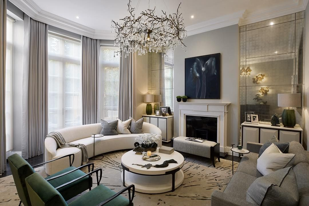 A Look At The Whole Living Room From Our Latest Project Sophiepatersoninteriors L Teal Living Room Decor Elegant Living Room Contemporary Living Room Colors
