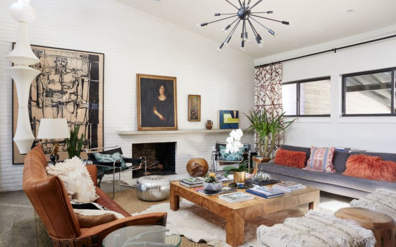 5 Key Elements To Do Eclectic Style Right Homepolish In 2020