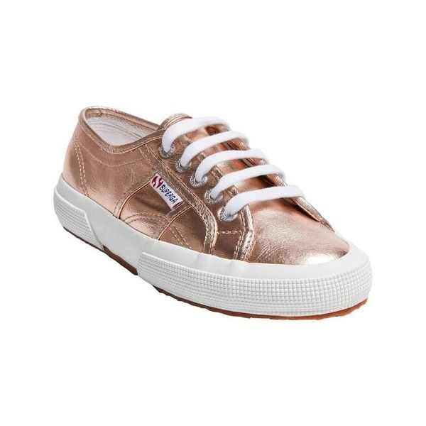 Superga 2750 Glitter Metallic Patent Sneakers auuNHDE