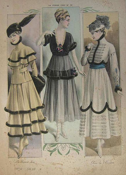 1910 to 1919 fashion 19