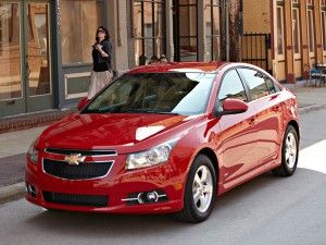 The 2013 Chevy Cruze Eco Has The Best Highway Mileage Of Any Gas