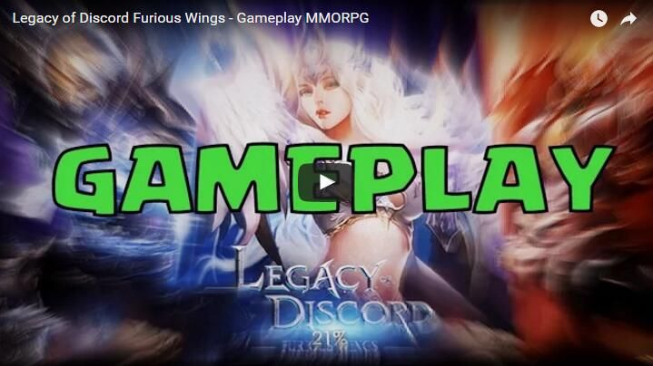 Legacy of Discord Furious Wings no PC Gameplay MMORPG