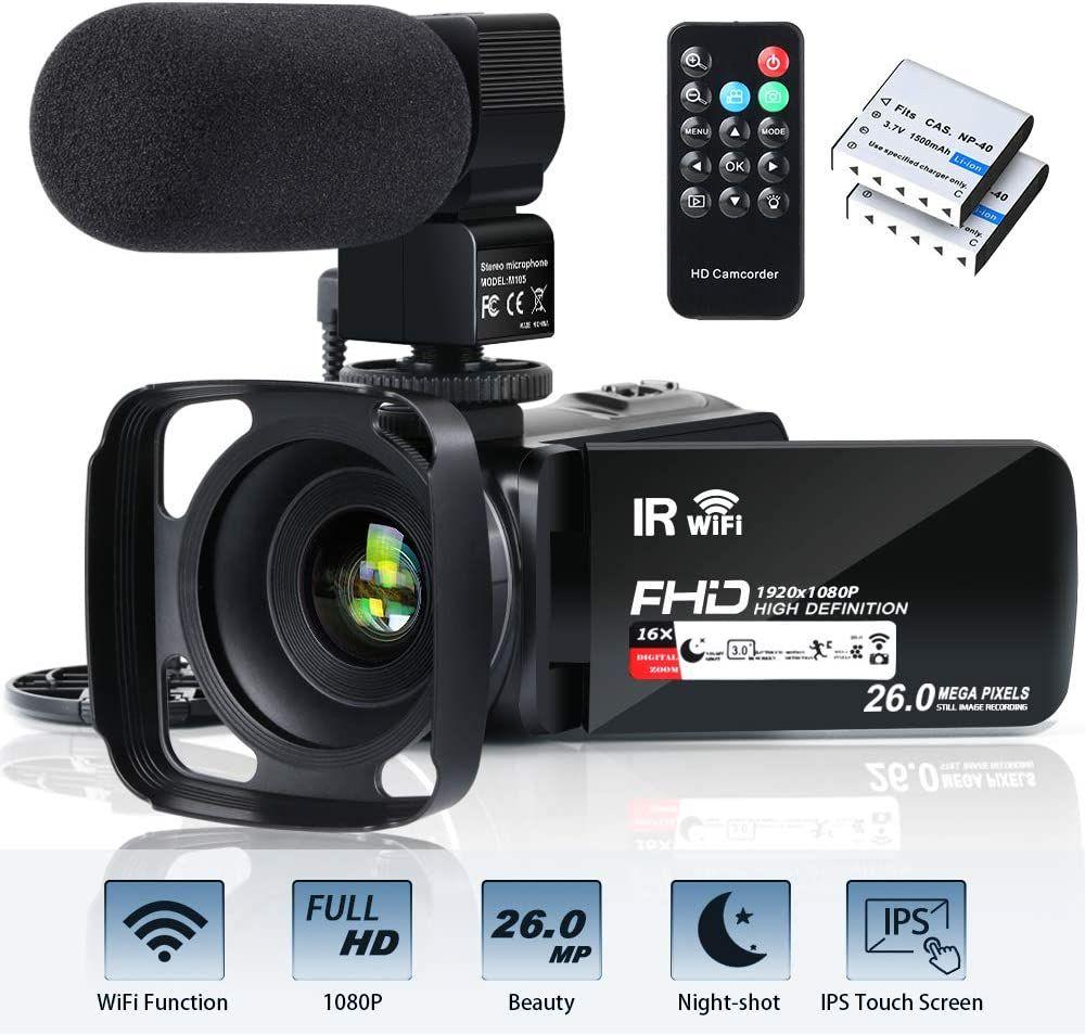 Best Camera For Tiktok Video Vlogging Camera Digital Video Camera Video Camera