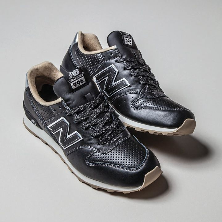 new balance hombre leather