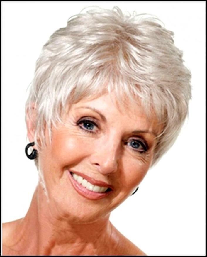 kurze frisuren für ältere frauen über 50 | very short hair