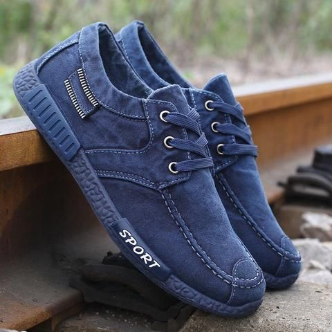 merkmak men shoes sneakers 2018 men new canvas shoes man