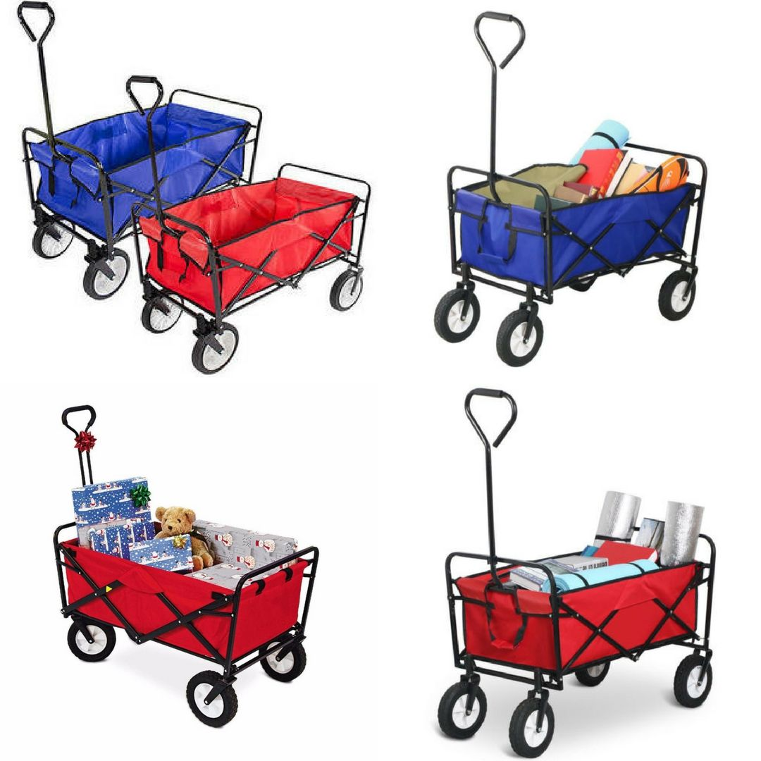 Find Great Deals On Collapsible Folding Wagon Cart At Ebay Folding Wagon Wagon Cart Top Selling Products Online