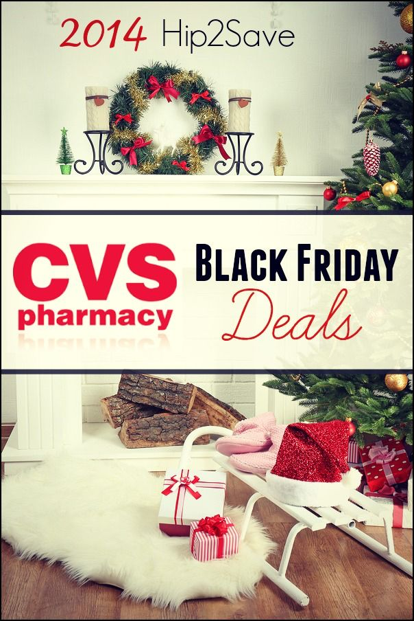 CVS Black Friday Deals (11/27-11/29) | 2!, Black friday and Black ...