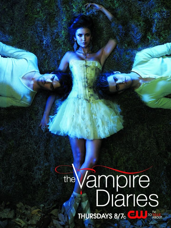 Tv Show News And Ratings Live Feed Vampire Diaries Season 2