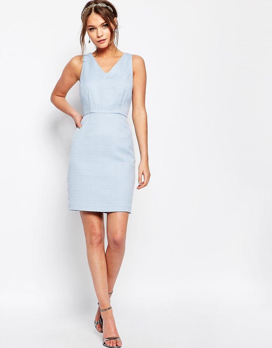 Image new look v neck shift dress tenue de mademoiselle d
