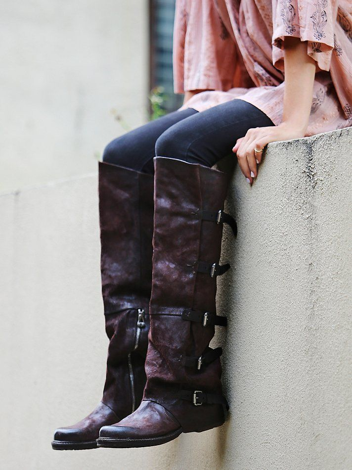 Free People Tatum Over the Knee Boot, $599.00 - HOLY SHIT THESE ARE  IMMACULATE BUY