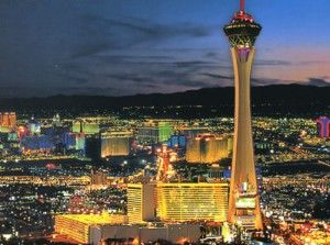 The Stratosphere I Actually Jumped Off Of This Building Sky