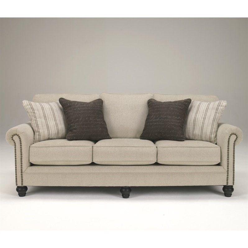 Signature Design by Ashley Furniture Milari Microfiber Sofa in