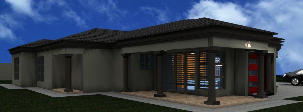 4 Bedroom House Plans Open Floor Simple