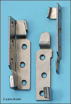 Bed Rail Fasteners Hardware With Images Bed Hardware Bed