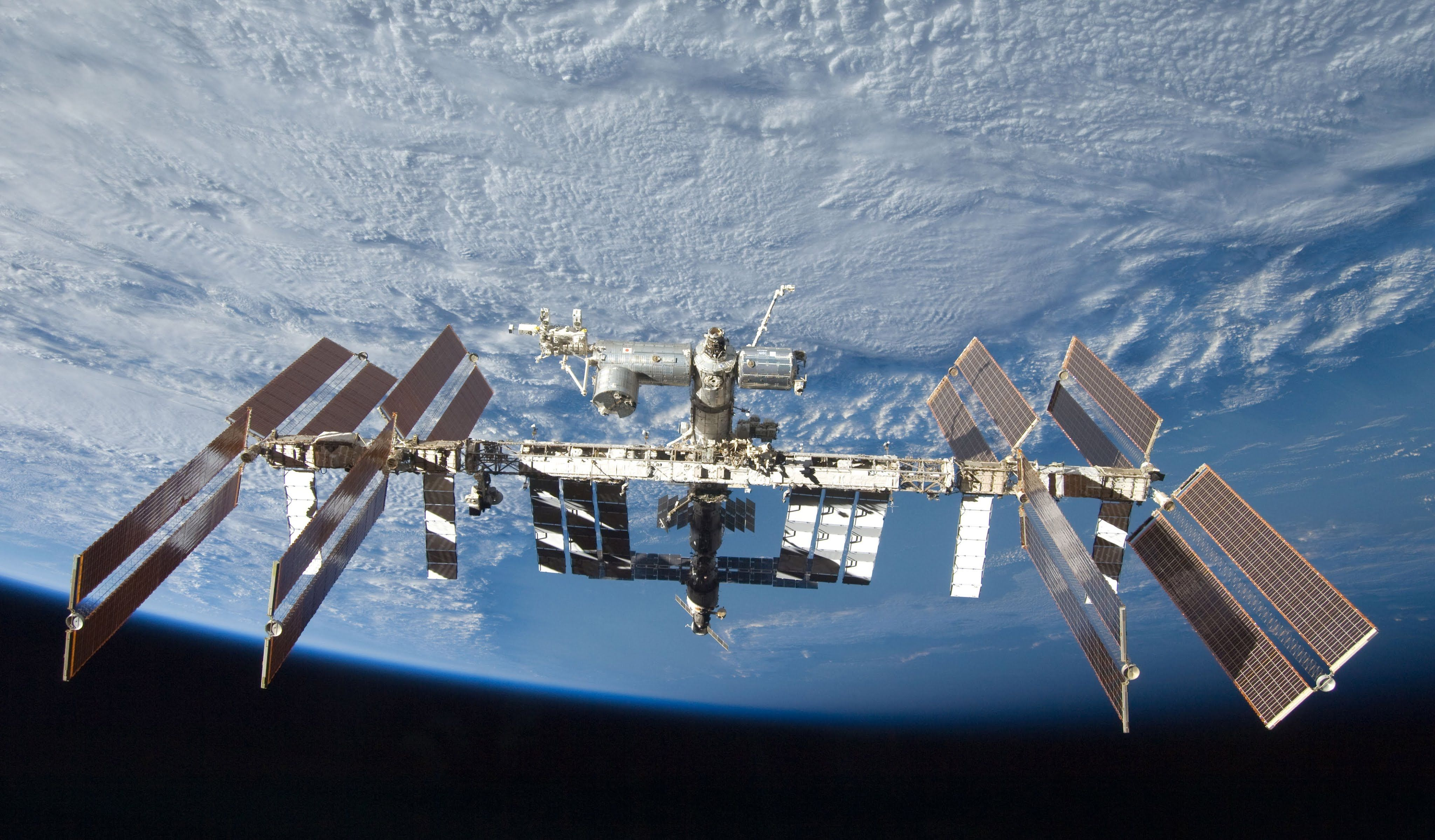 International Space Station (ISS) Real Time Live from NASA