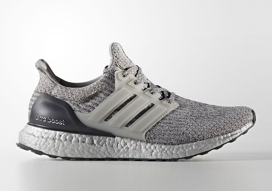 Adidas Ultra Boost Silver Pack Release Date Sneakernews Com Adidas Shoes Women Grey Adidas Shoes Adidas Ultra Boost Women