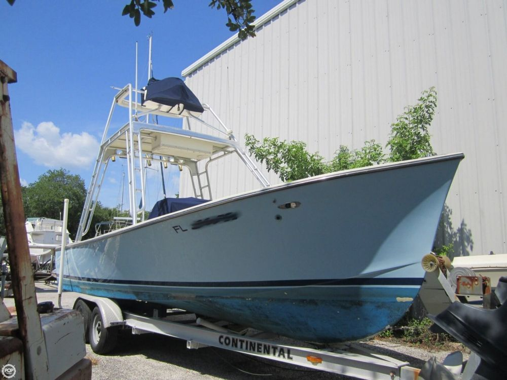 24 Center Console Center Console Fishing Boats Center