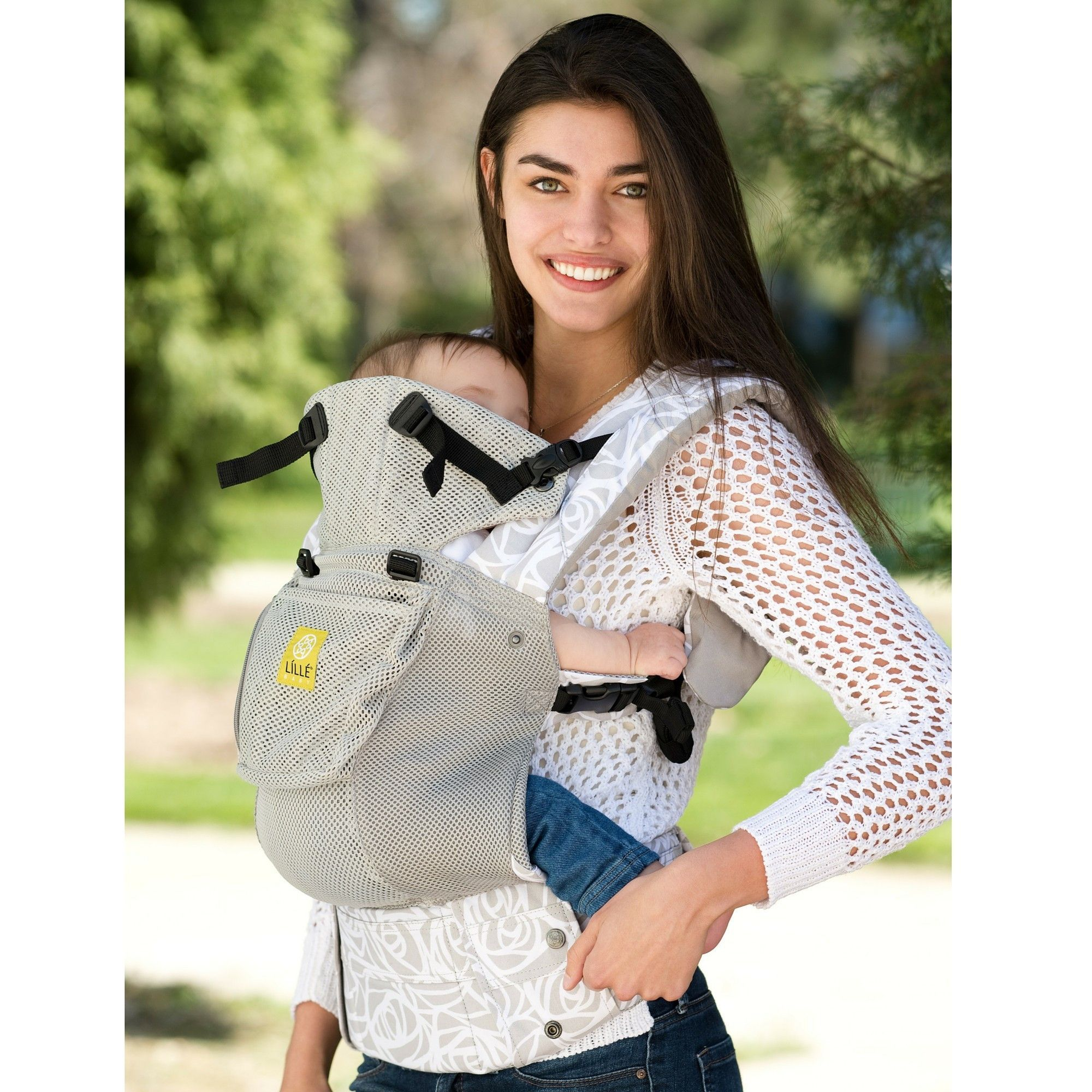 aa483d5a27e Lillebaby Complete Airflow Baby Carrier - Frosted Rose