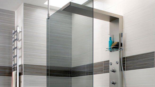 salle-de-bain-italienne-carrelagejpg (656×369) Petites Salles De