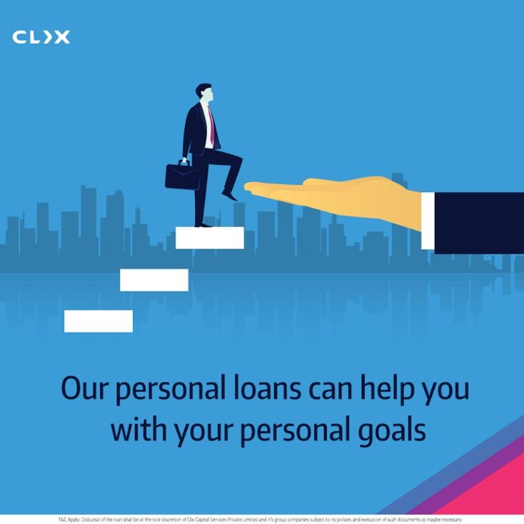 Our Personal Loan Can Help You With Your Personal Goals Clix Capital Personal Loans Personal Loans Online Personal Goals