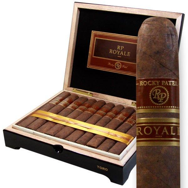 Rocky Patel Royale Toro - Box of 20