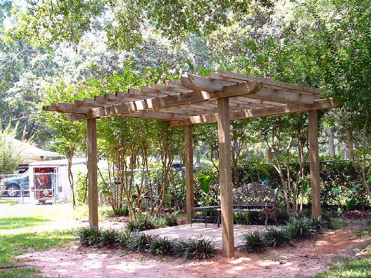 Arches, Pergolas, And Arbors
