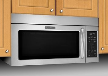 Cooking Products Kitchenaid Over The Range Microwave Ykhm2040bs