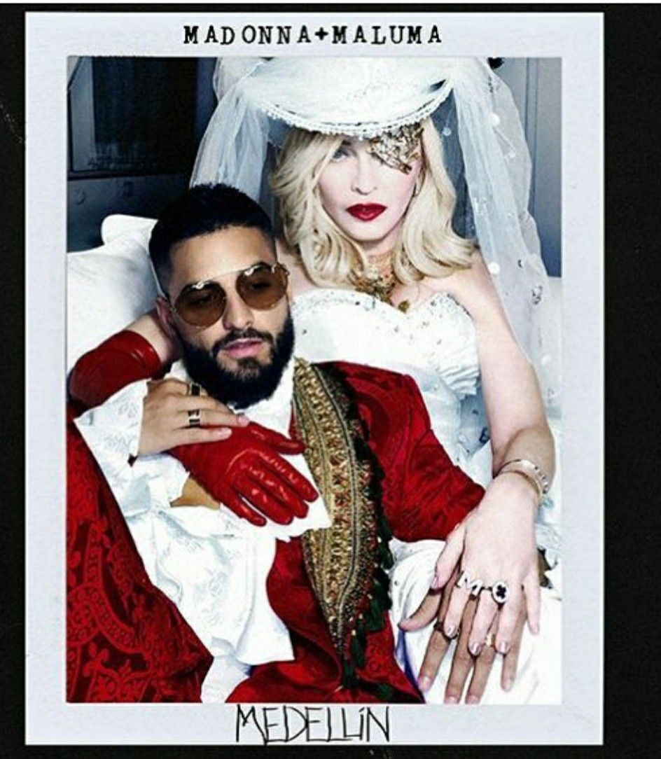 Pin De Rodrigo Em Madonna Madonna Maluma Download De Músicas