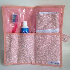 """Photo of Arte y Dom Artesanato en Instagram: """"Kit de higiene oral con Toalhi"""