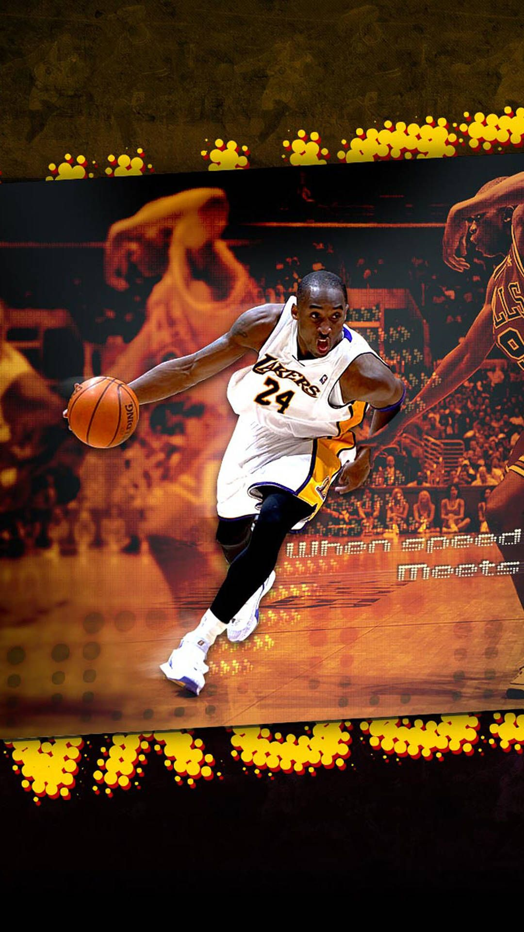 Black Mamba Kobe Bryant Wallpaper Iphone in 2020 Kobe