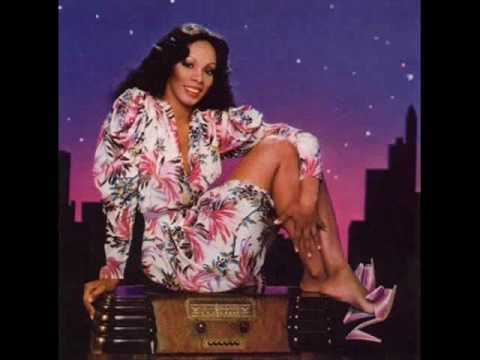Donna Summer - On The Radio. Number 3958.
