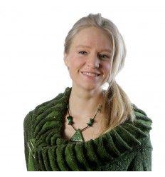 Kilcarra wrapjacket groen Aine