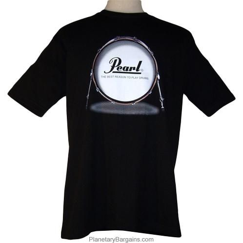pearl drums shirt drums pearl drums drums logo drums. Black Bedroom Furniture Sets. Home Design Ideas