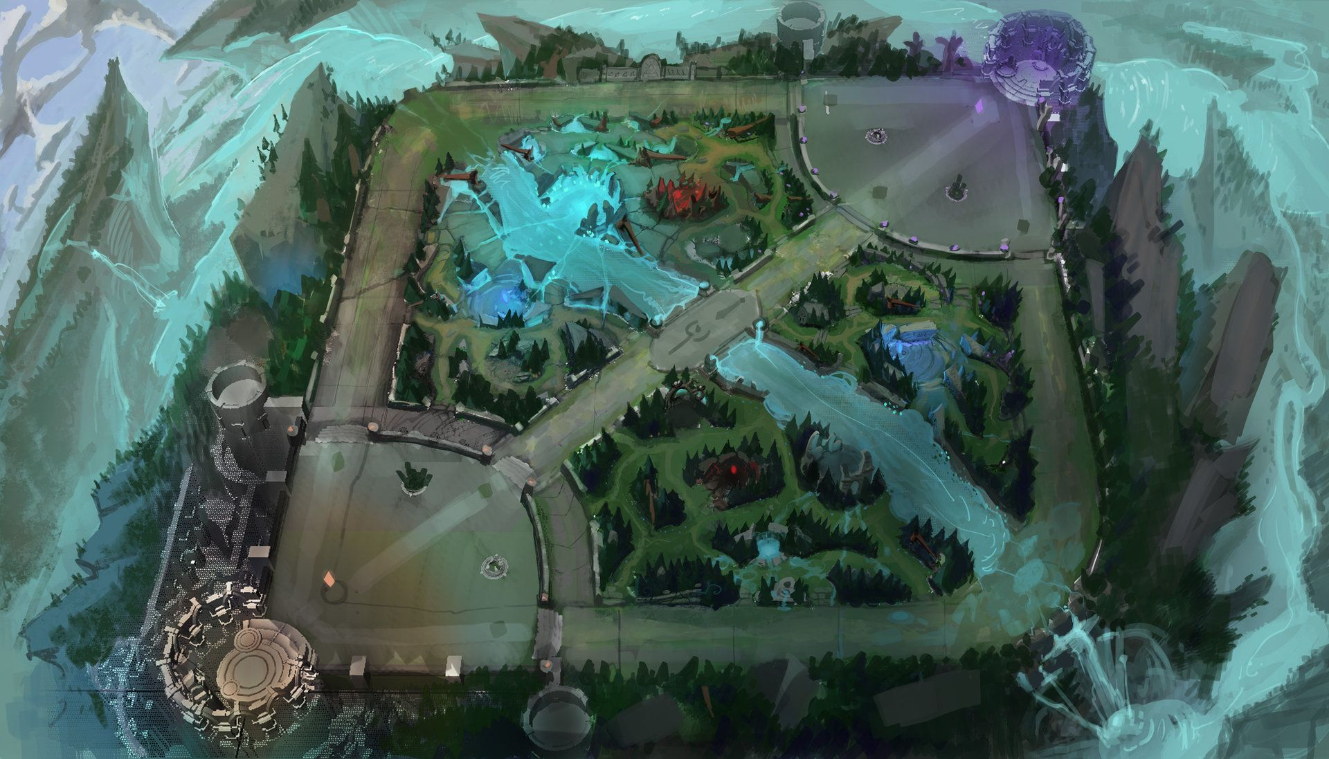 Pin by Patrick Lyons on PortfolioBoard | League of legends ...