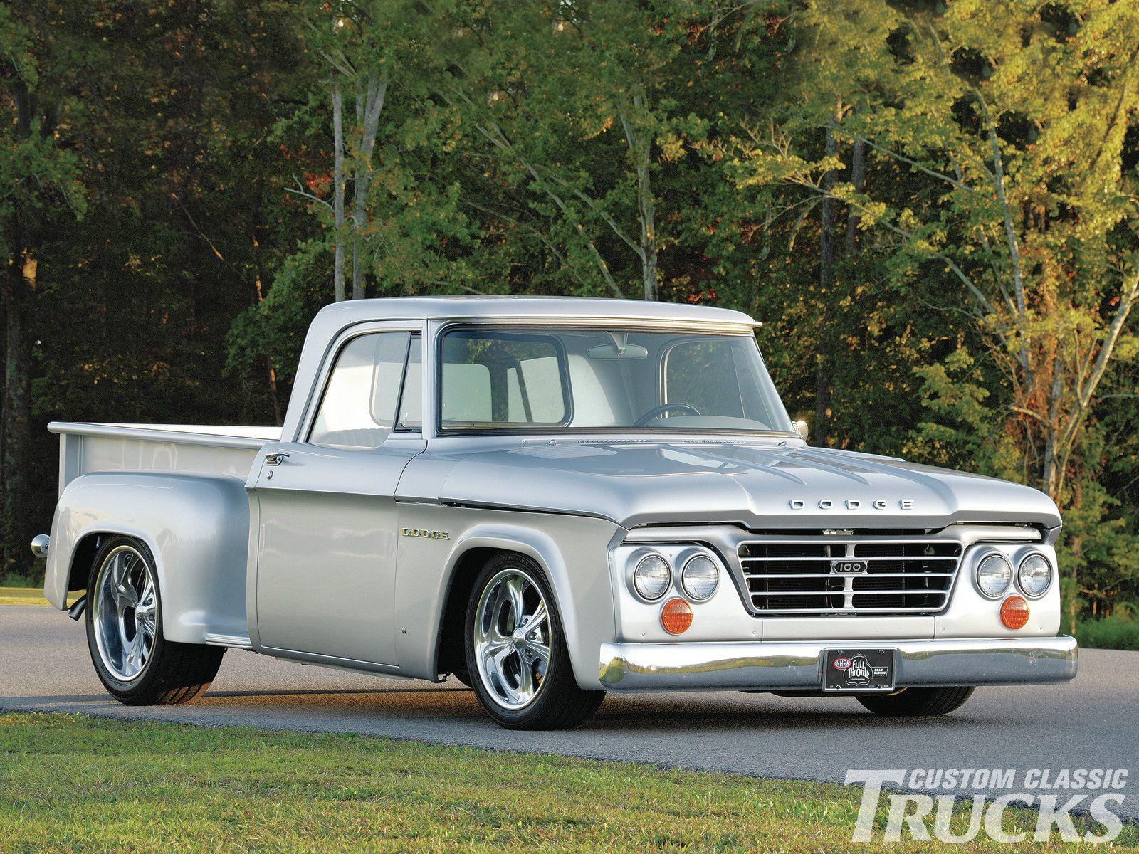 1965 dodge trucks