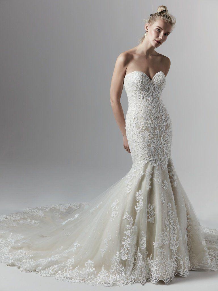 Koda By Sottero And Midgley Wedding Dresses And Accessories Sottero And Midgley Wedding Dresses Wedding Dresses Kleinfeld Wedding Dresses Mermaid Sweetheart [ 1024 x 768 Pixel ]